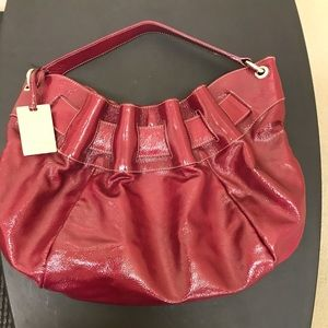 Fuchsia Furla purse
